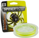 SpiderWire Stealth Smooth 8 - Gelb / Yellow - 0,10mm - 9,2kg - 150m