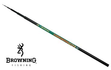 BROWNING Carbonium Tele - Stipprute 6,00m